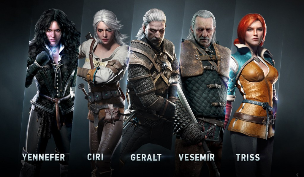 The-Witcher-3-Main-Characters