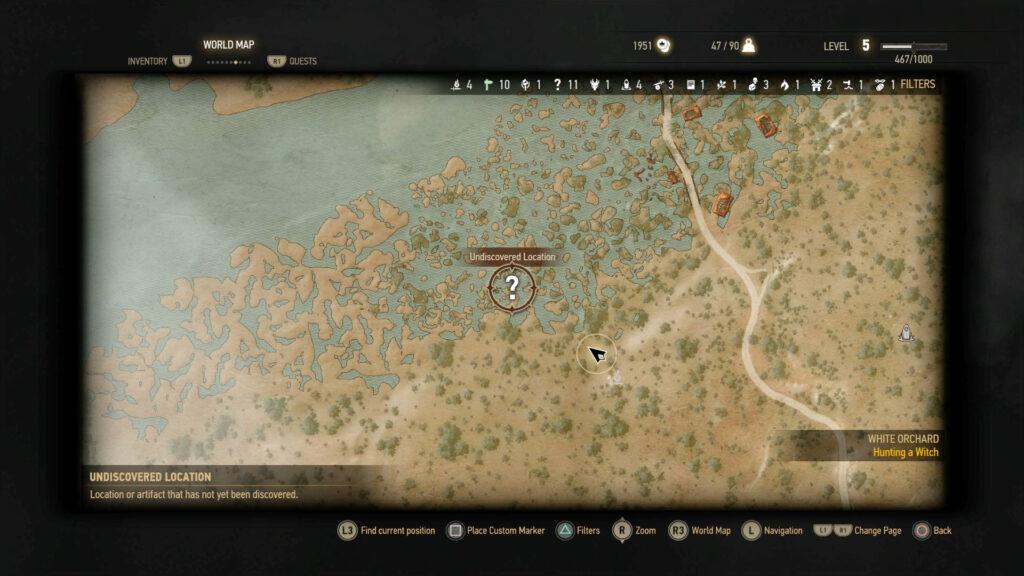 WhiteOrchard_WaterHagGuardedTreasureMap